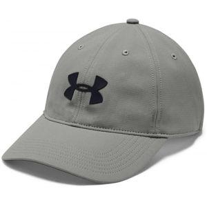 Under Armour MEN'S BASELINE CAP šedá UNI - Pánská čepice