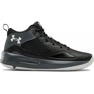 Under Armour LOCKDOWN 5 černá 9.5 - Unisexová basketbalová obuv