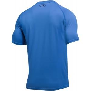 Under Armour TECH SS TEE modrá L - Pánské triko
