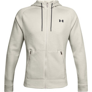 Under Armour CHARGED COTTON FLC FZ HD  S - Pánská mikina
