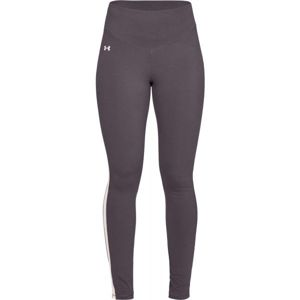 Under Armour UA TAPED FAVORITE LEGGING šedá XL - Dámské legíny
