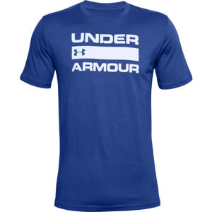Under Armour UA TEAM ISSUE WORDMARK SS  M - Pánské triko