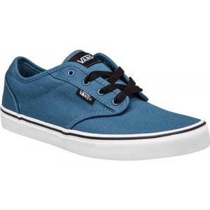 Vans ATWOOD modrá 6 - Dětské nízké tenisky