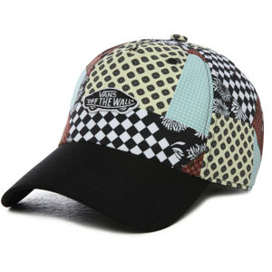Vans WM COURT SIDE PRINTED HAT BEAUTY FLORAL  UNI - Dámská kšiltovka