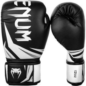 Venum CHALLENGER 3.0 BOXING GLOVES bílá 10oz - Boxerské rukavice