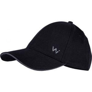 Willard HAZIS černá UNI - Pánská čepice s kšiltem