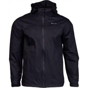 Willard GRIEG černá M - Pánská šusťáková bunda