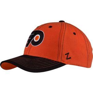 Zephyr STAPLE CAP PHILADELPHIF oranžová NS - Kšiltovka